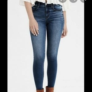 ❤ American Eagle Outfitters Hi-Rise Jegging